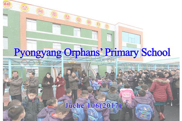 Pyongyang Orphans' Primary School