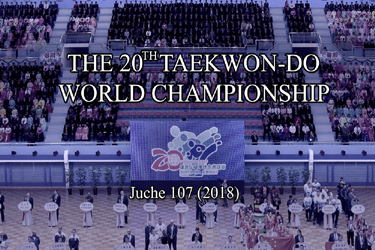 The 20th Taekwon-Do World Championship